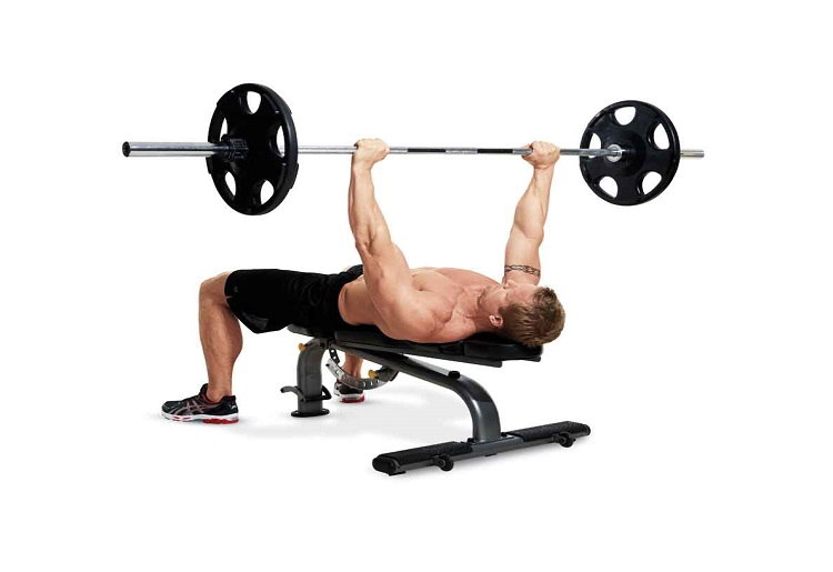 Bench Press, che cos'è e come si esegue