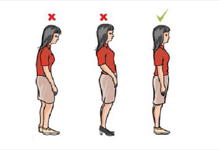Postura corretta: come mantenerla, tecniche e suggerimenti