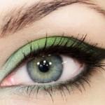 _trucco occhi verdi