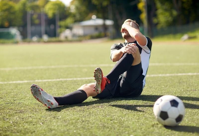 Calcio e infortuni: quali sono quelli più diffusi?